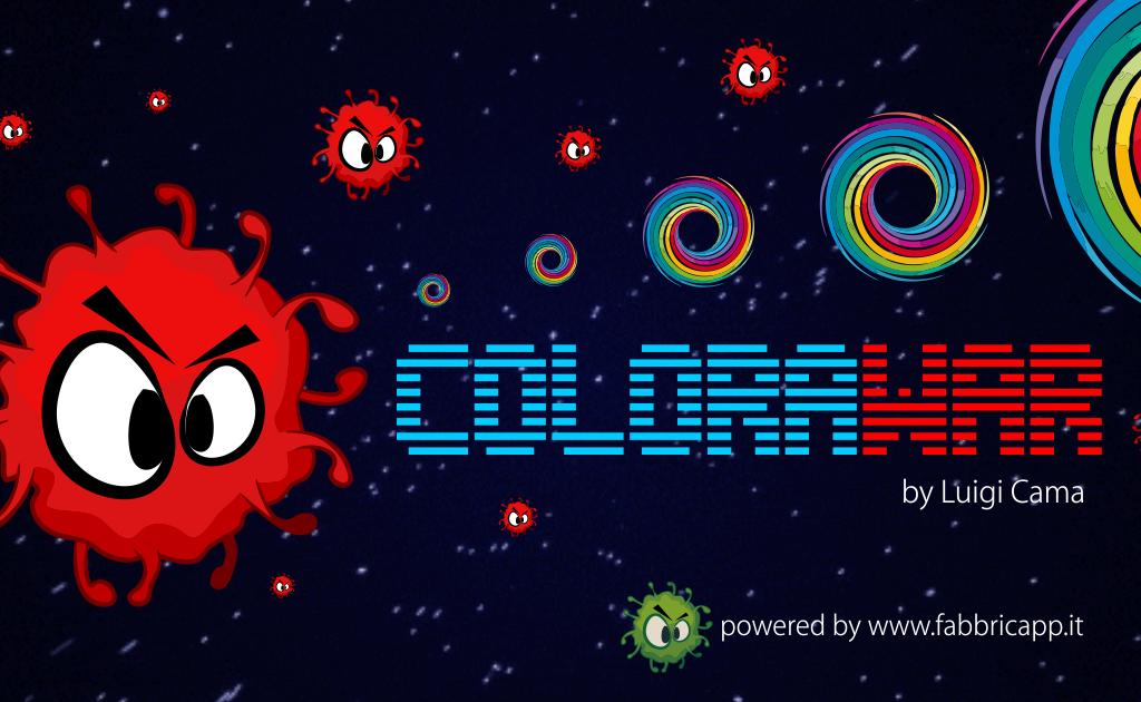 COLORAWAR: un arcobaleno per vincere il CoronaVirus.