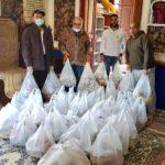 A Messina distribuite buste dono per la fine del Ramadan