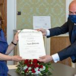 Agata Polonia nominata cavaliere OMRI
