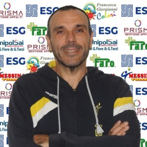 """Messina Volley, coach Cacopardo: """"L'obiettivo è continuare il nostro lavoro puntando sulla crescita del gruppo"""""""