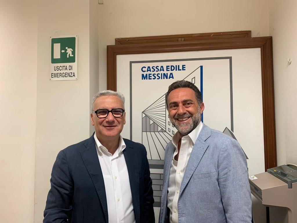 Post emergenza Covid19, continua l'assistenza della Cassa Edile di Messina a lavoratori ed imprese del settore