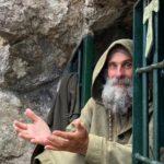 """Fratel Biagio sospende il digiuno durato 40 giorni : """"Ho sentito nel cuore il buon Dio"""""""