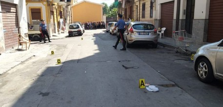 Sparatoria tra famiglie a Palermo per incidente