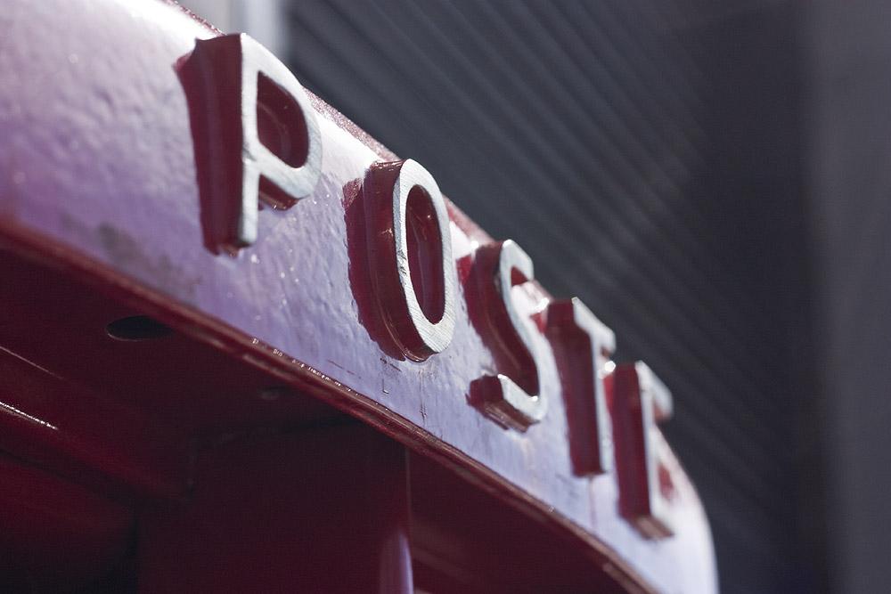 POSTE ITALIANE RIFA' IL LOOK ALLE CASSETTE POSTALI  DELLA PROVINCIA DI MESSINA