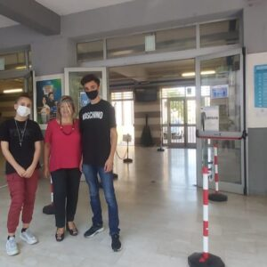 """L'ITET """"Leonardo da Vinci"""" di Milazzo riparte con rinnovato entusiasmo e in sicurezza"""