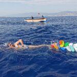 La traversata ecologica dello Stretto di Messina di Carmelo Isgrò