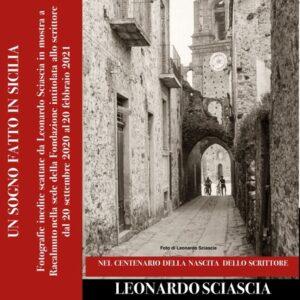 A Racalmuto in mostra 27 scatti di Leonardo Sciascia