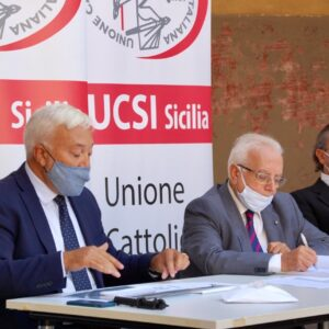 Domenico Interdonato riconfermato presidente Ucsi Sicilia