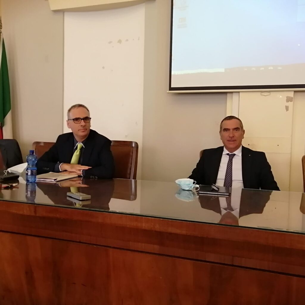 """Messina/ """" Il Green new deal di industria e lavoro"""", workshop alla Camera di Commercio"""