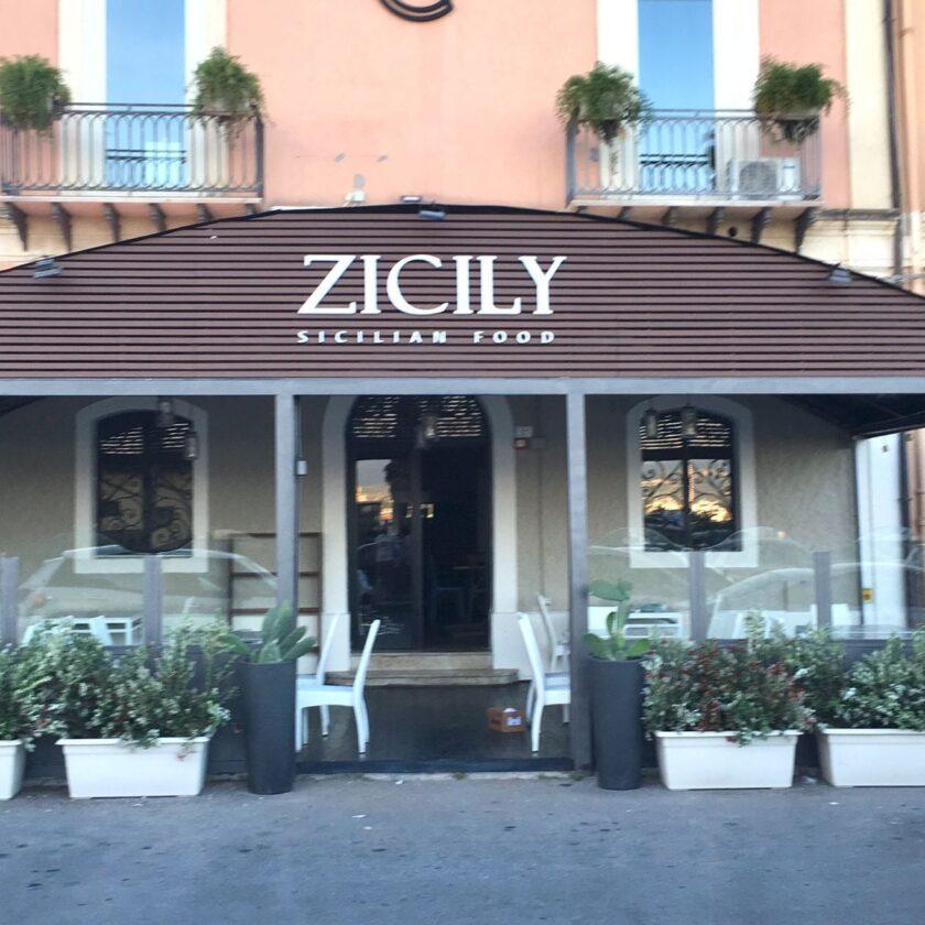 A Milazzo apre ZICILY, viaggio nella tradizione gastronomica siciliana