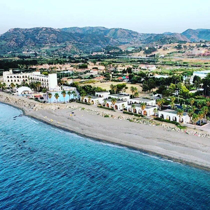 L'hotel club La Playa di Patti pronto a ripartire con entusiasmo e fiducia