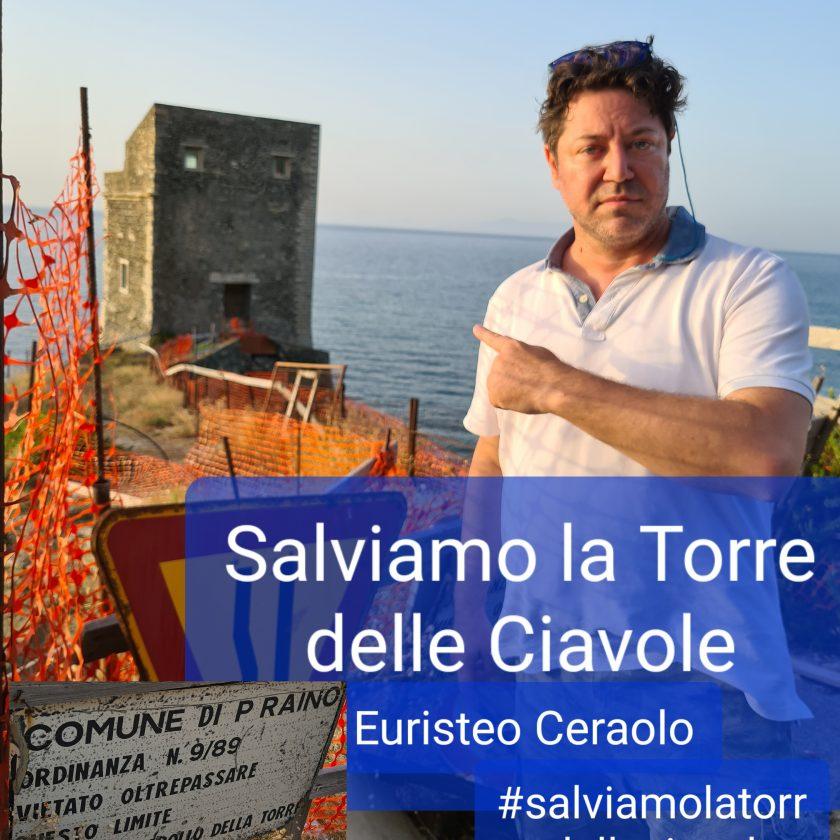 """L'Appello:  """"Salviamo la Torre delle Ciavole"""""""